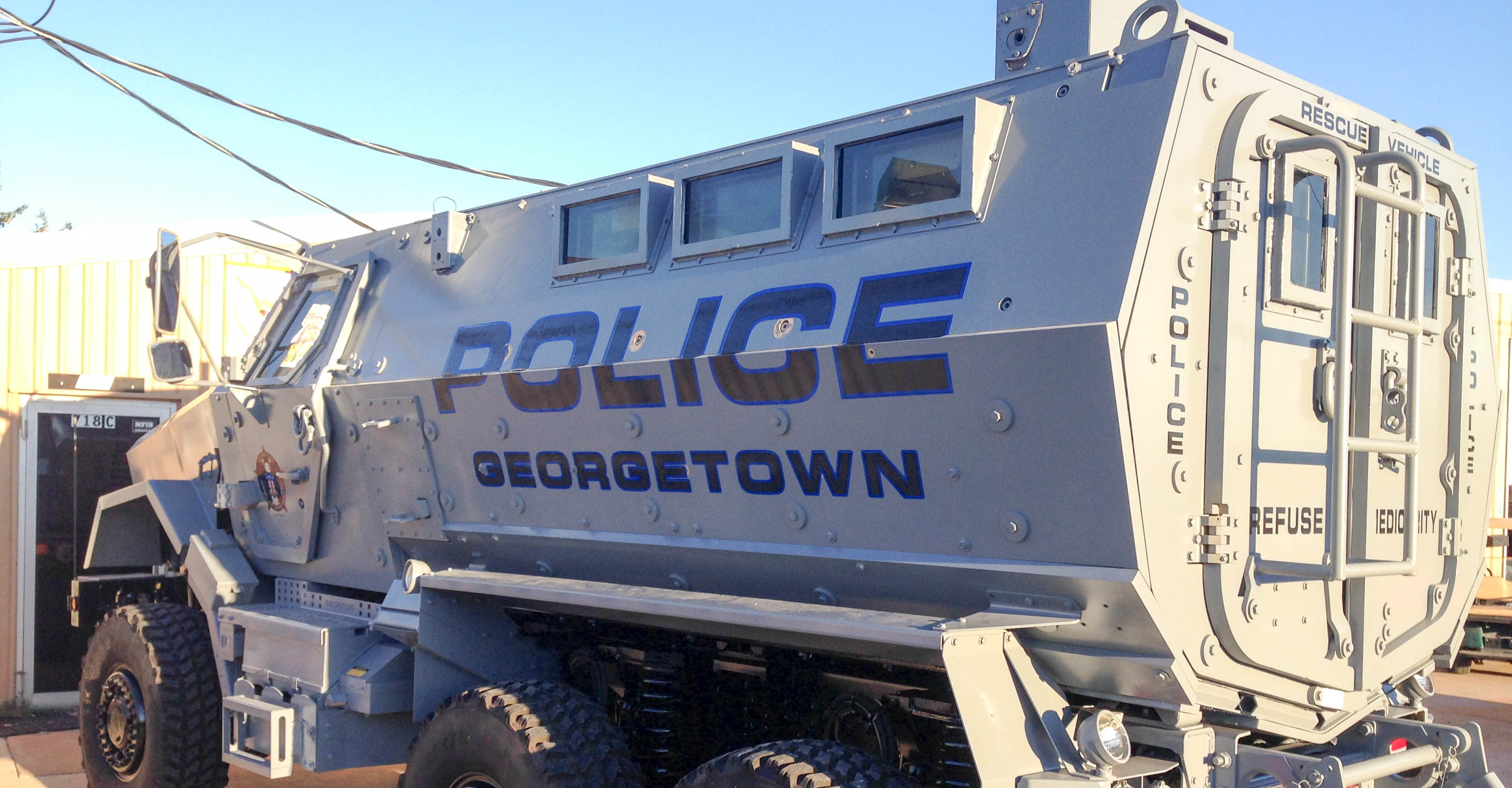 georgetown police 1